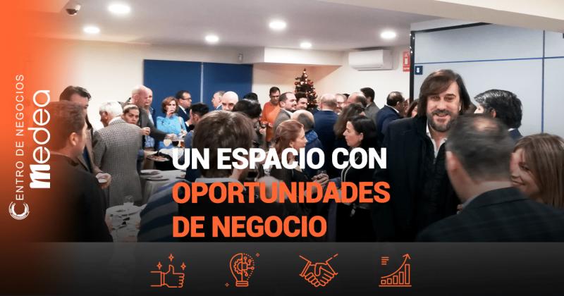 Un espacio con oportunidades de negocio