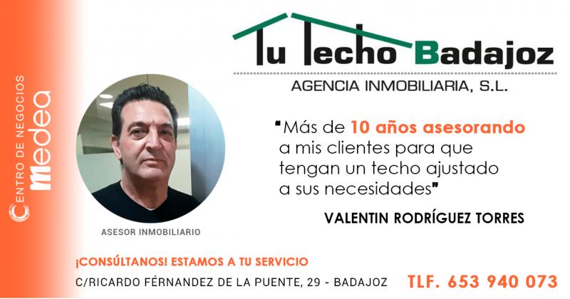 Tu Techo Badajoz Inmobiliaria en Centro de Negocios Medea