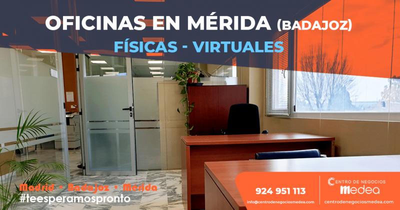 Alquiler de oficinas físicas y virtuales